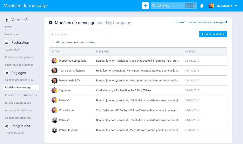F - Utiliser les outils de la messagerie 2