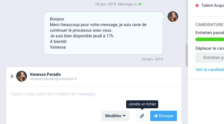 F - Utiliser les outils de la messagerie 4