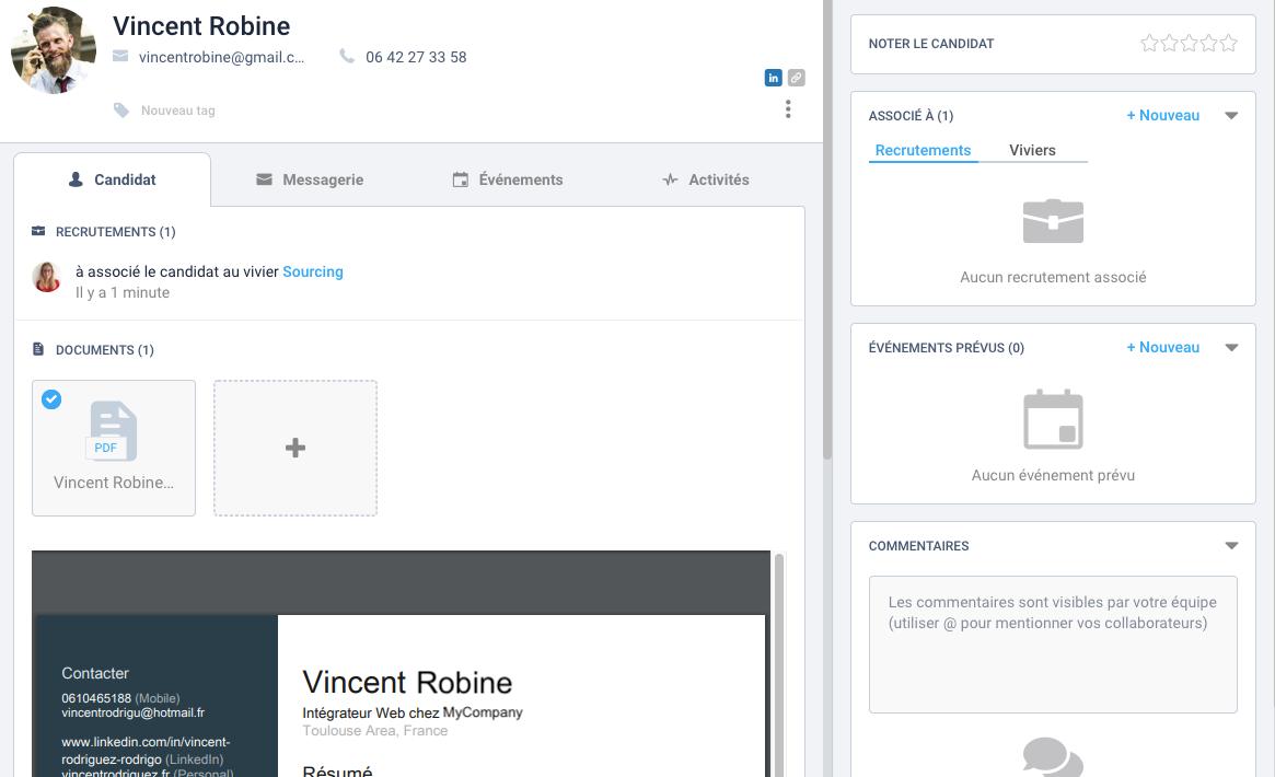 J3 - Utiliser l'extension Taleez Sourcing sur Linkedin 6